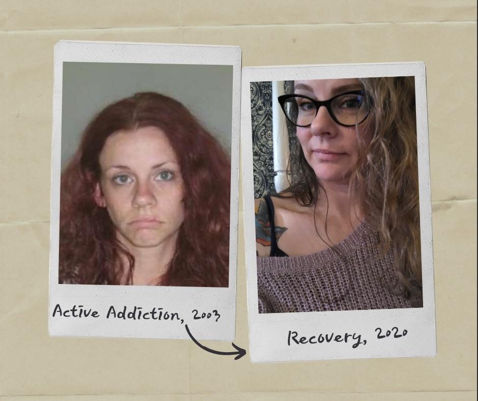 Rachel K. Baldwin Addiction Vs. Recovery